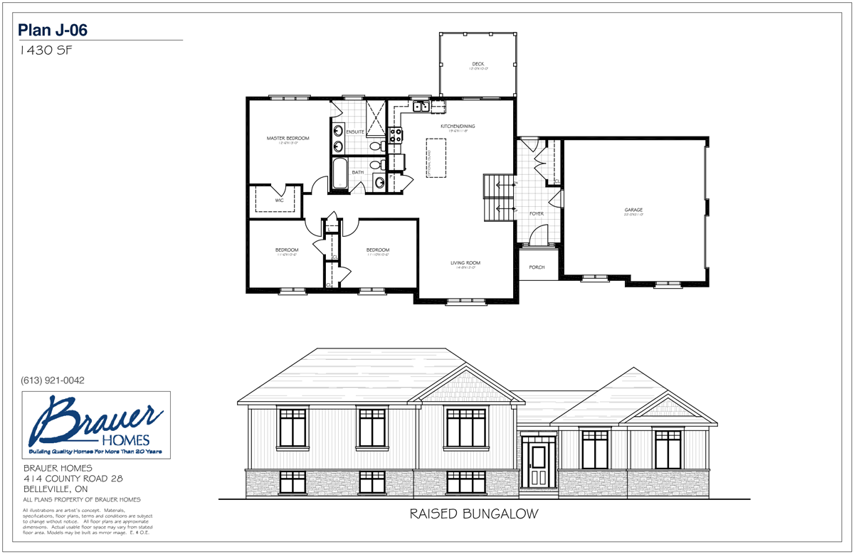 Brauer Build Plan J-06