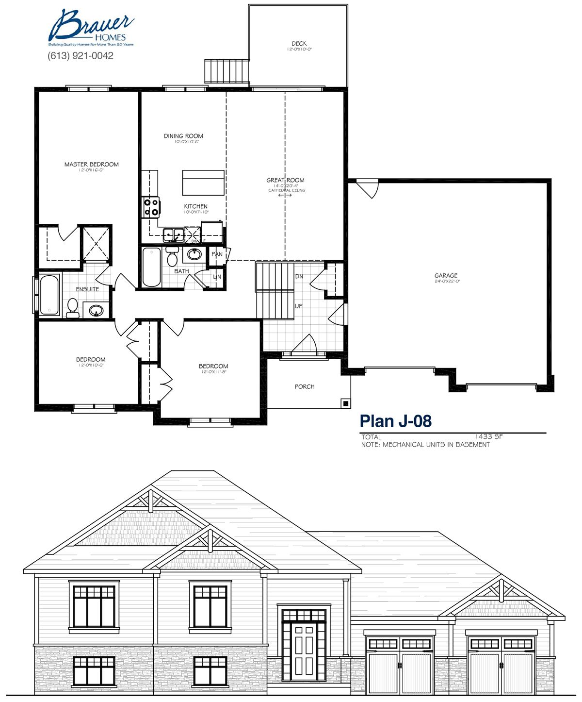 Brauer Build Plan J-08