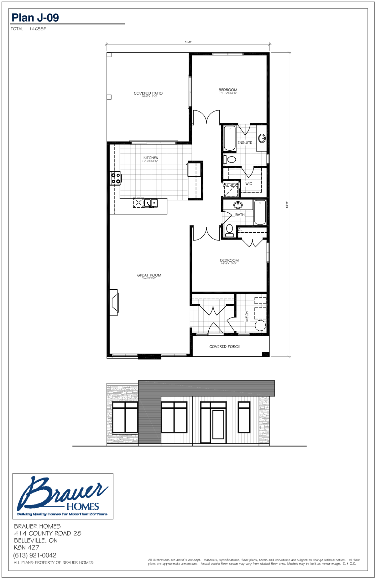 Brauer Build Plan J-09