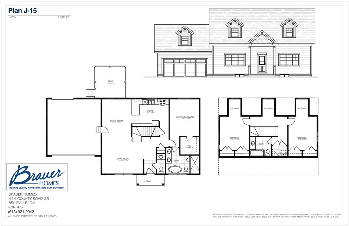 Brauer Build Plan J-15